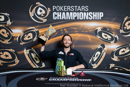 Igor Kurganov Wins €50k Super High Roller in Barcelona