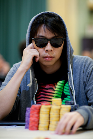 APT: Joseph Cheong Leads HK$1,000,000 buy-in Tournament