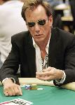 James Woods poker player