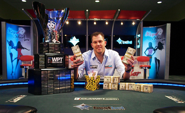 The final table of the 2013 World Poker Tour bestbet Open main event  concluded yesterday. Mike Linster came into the final table with the second  largest ...