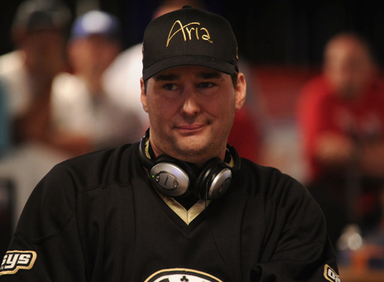 Phil Hellmuth Loses $95K in NLHE Aria Cash Game, but Happy for his NBA Friend Winning