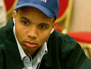 High Stakes: Phil Ivey seen playing in Bobby