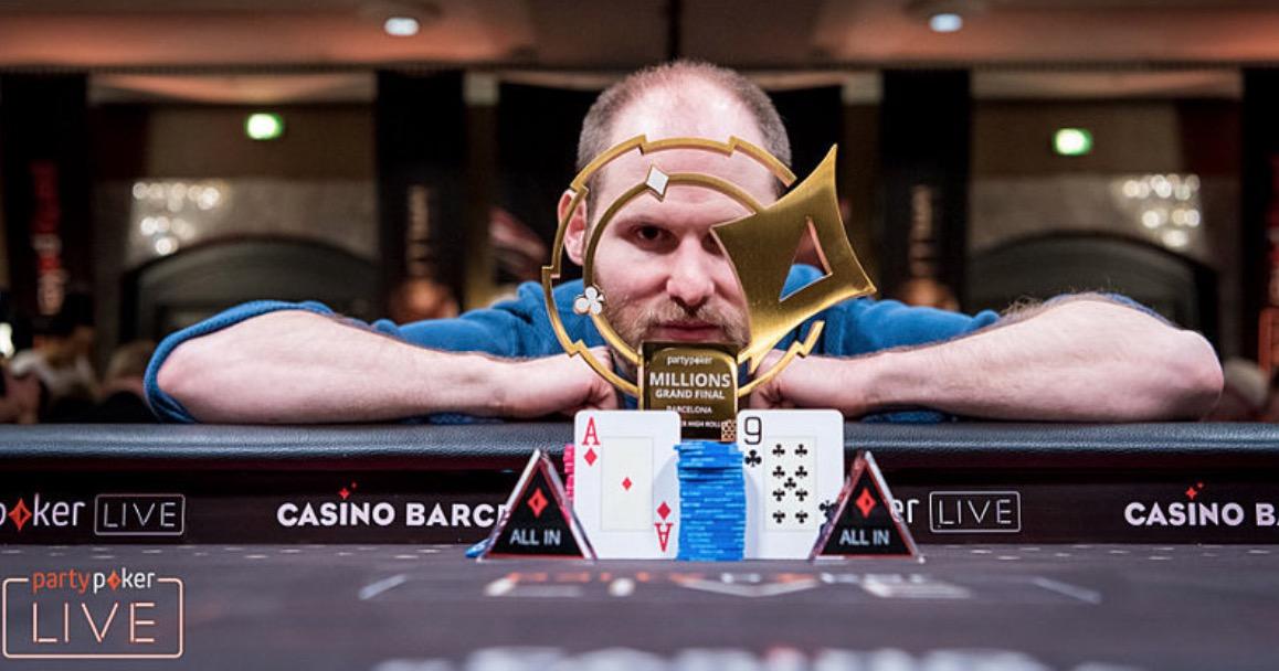 Party poker barcelona 2018 photo de patin a roulette de soy luna