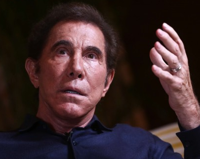 Billionaire Casino Tycoon Steve Wynn Resigns as RNC Finance Chair
