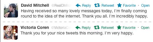 Victoria coren online dating