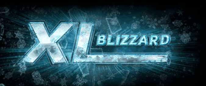 888poker XL Blizzard series returns with Affordable Buy-ins and Bigger Guarantees