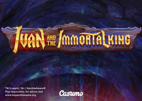 Exclusive Pre-Release:  Ivan and the Immortal King