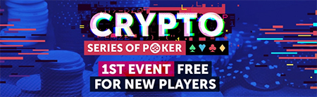 CoinPoker's 1st Crypto Series of Poker (CSOP) Is Just 2 Days Away