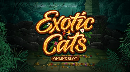 Exotic Cats (Microgaming)