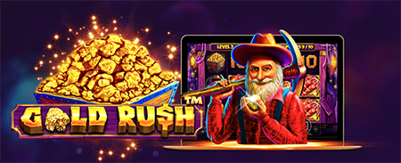 New Slot Releases: Gold Rush, Pied Piper & Wild Seas