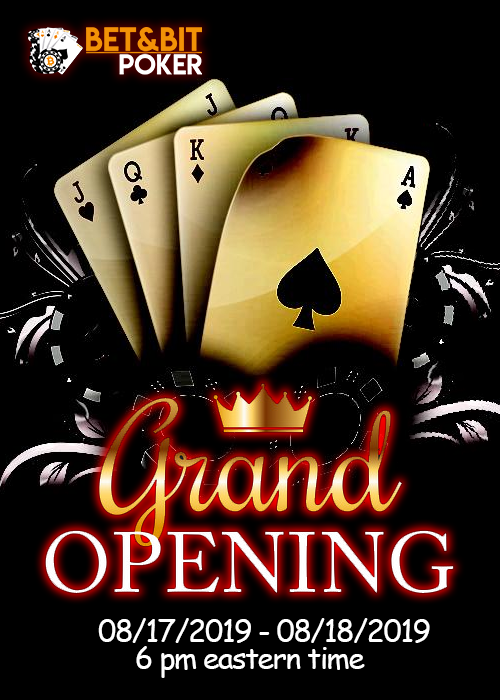 Grand Opening This Weekend!