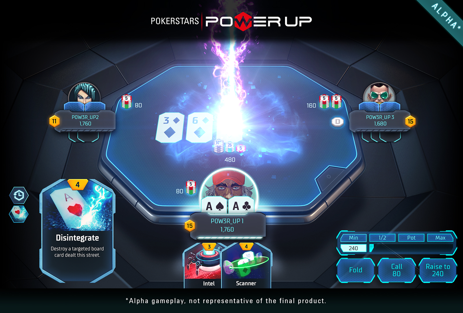 PokerStars 'Power Up' Now Live for Real-Money Play