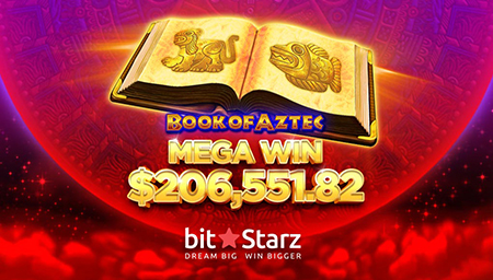 BitStarz Player Wins $480,000!
