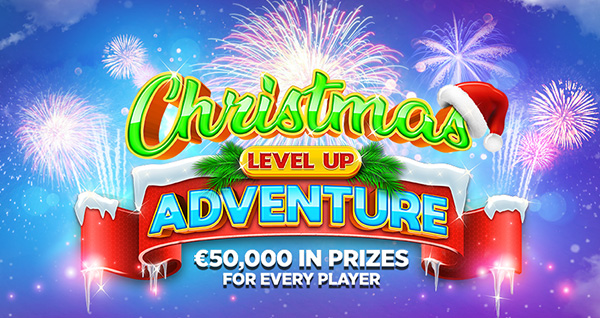 🎄 Jingle all the way to €50k and a luxury vacation this Christmas!