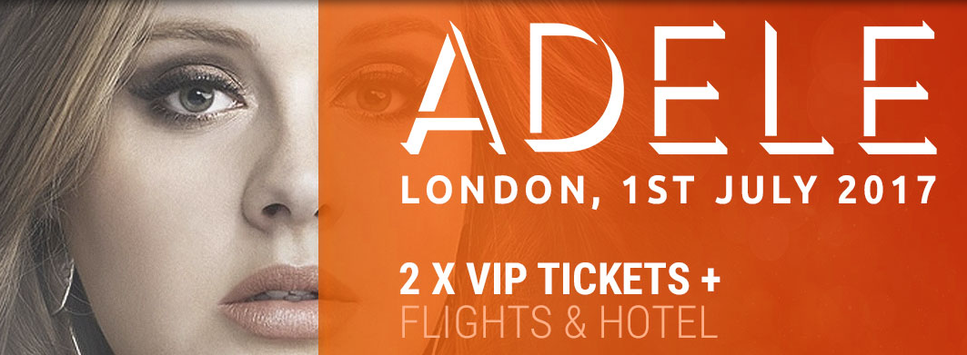 Blitstarz Casino Awards VIP Tickets To See Adele