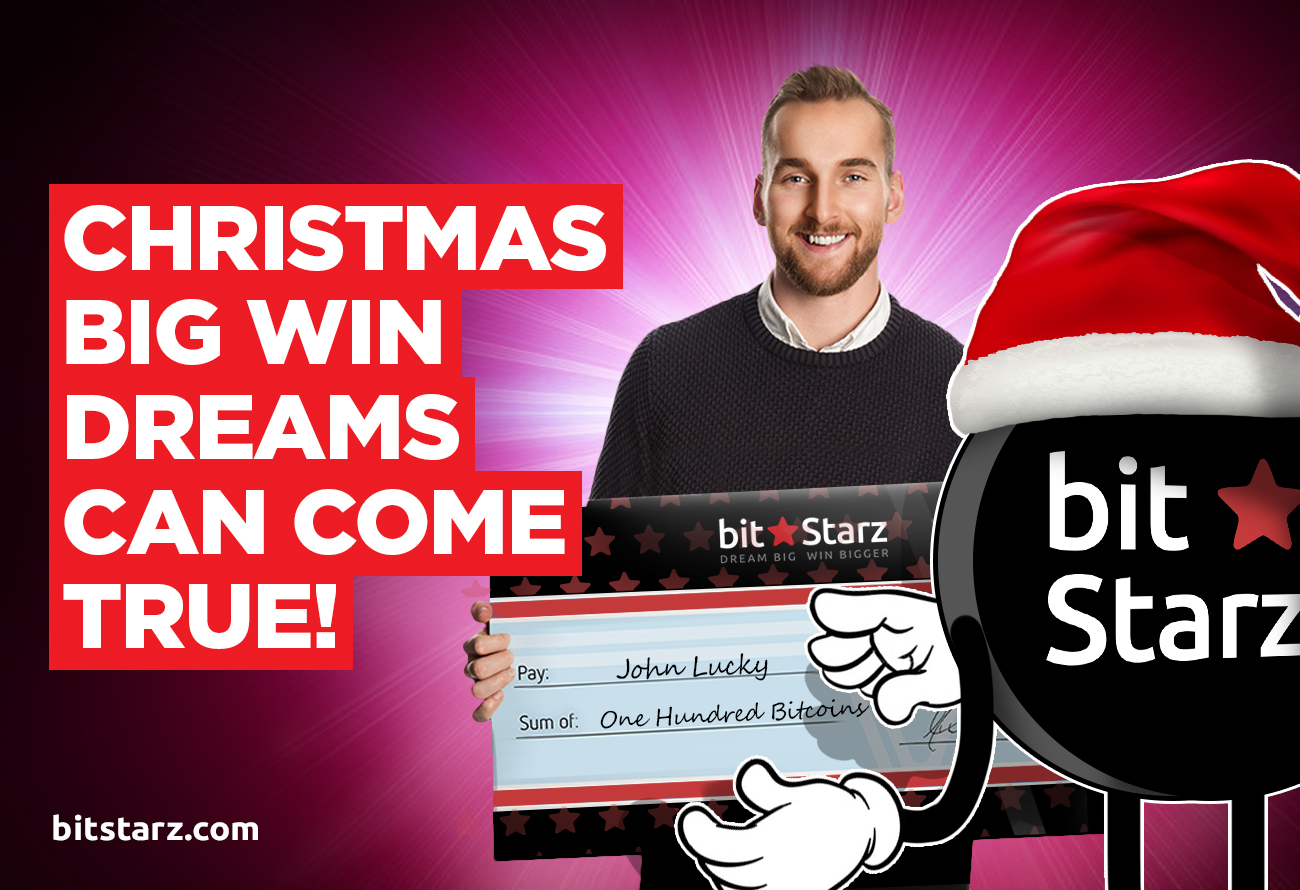 BitStarz Player bags a Big Win just in time for Christmas