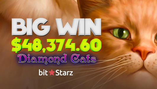 $48,374.60 Win Landed By Recent Big Winner!