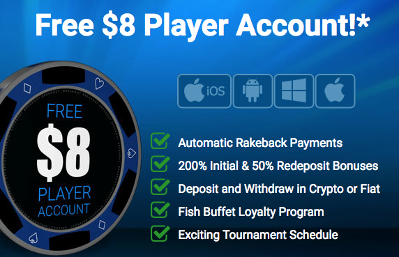 BankrollMob Exclusive: $8 Free (no deposit required) at Breakout Poker
