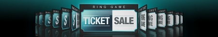 Full Tilt Poker: Ring Game Ticket Sale