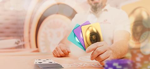 LeoVegas: Egg-stra special cards!