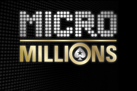 PokerStars: MicroMillions 11 Underway