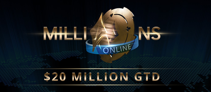 partypoker has hit its MILLIONS Online $20 Million Guarantee, Becomes Biggest-Ever Single Online Poker Tournament in History