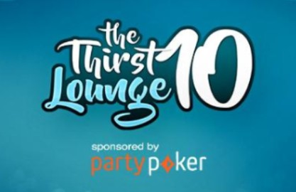 partypoker becomes Official Sponsor of Poker Streaming Site �The Thirst Lounge' by Bill Perkins