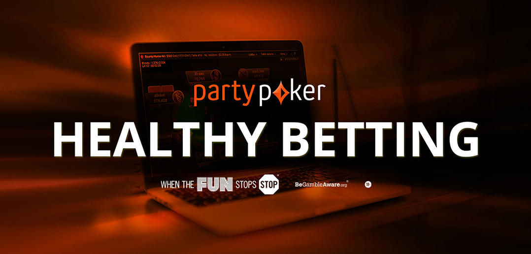 Healthy Betting Habits are Vitally Important, even in Online Poker