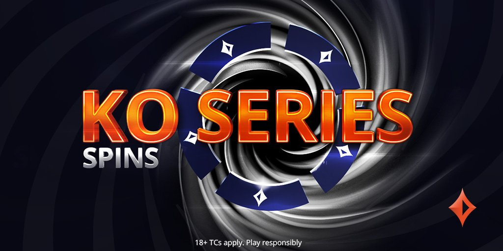 partypoker Latest Promo - KO Series SPINS
