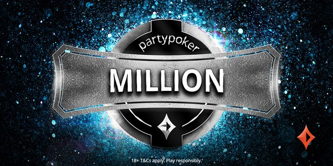 Qualify for the partypoker MILLION - for Free!
