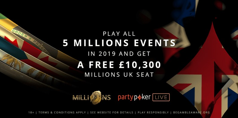 Baha Mar Events 2020.Partypoker Rewards Loyalty With A Seat To Millions Uk In