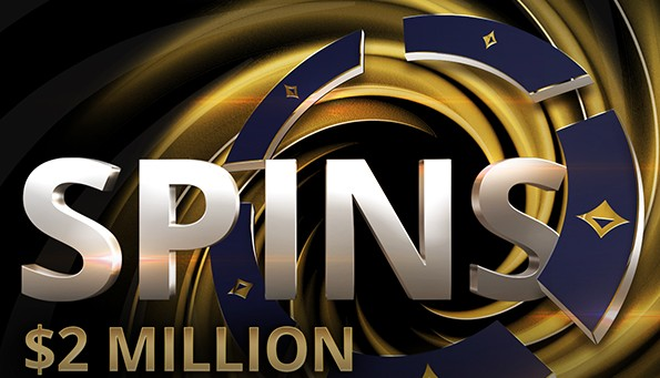 partypoker introduces 'SPINS $2M