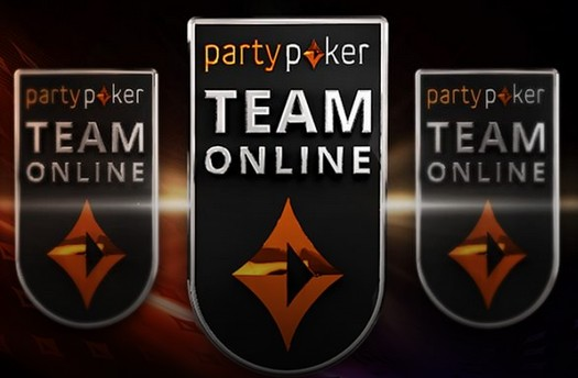 partypoker announces creation of 'Team Online