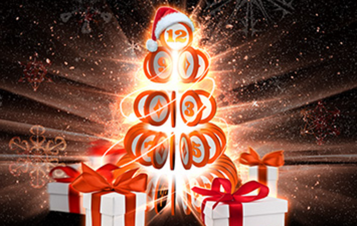 Celebrate Christmas on partypoker!