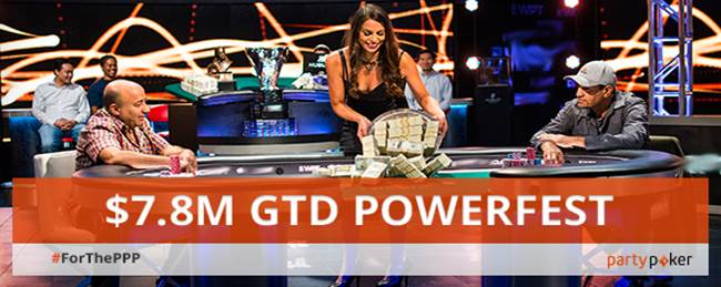 $7.8M Guaranteed Powerfest Begins This Sunday