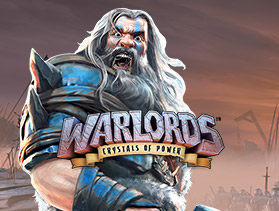 Casino Room: Up To 100 Free Spins on Warlords!