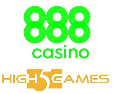 888casino Signs Content Deal with High 5 Games