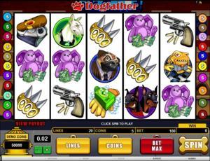 Lar?epic dogfather slot machine online microgaming arcade omania 777