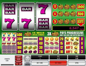 Fruit Fiesta 3-Reel Slots