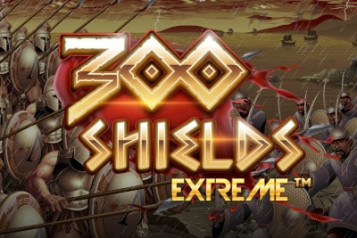 New Video Slot: 300 Shields Extreme