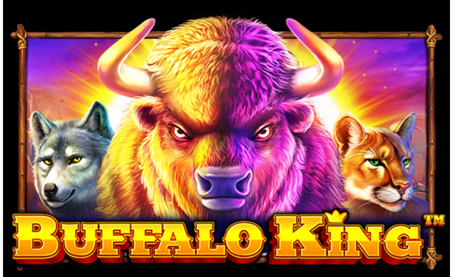 New video slot: Buffalo King (Pragmatic Play)