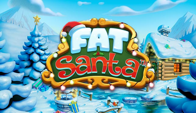 New Video Slot: Fat Santa (Push Gaming)