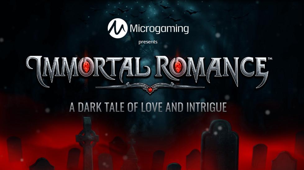 Immortal Romance Remastered (Microgaming)