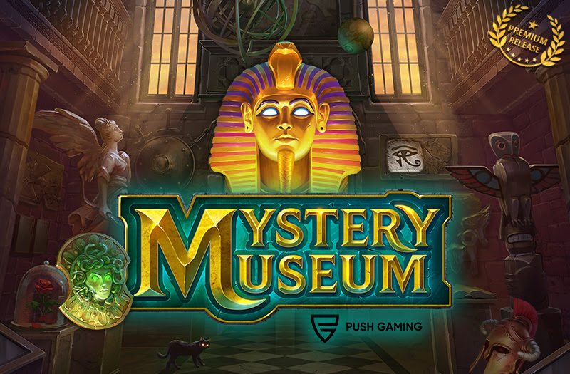 Mystery Museum (Push Gaming) - Poker/Casino/Betting News from ...