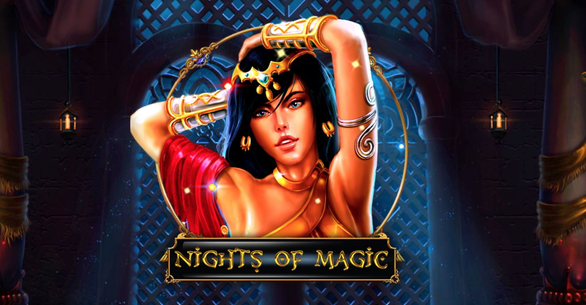 New video slot: Nights of Magic (Spinomenal)