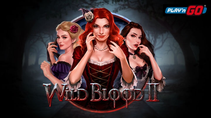 New Video Slot: Wild Blood II (Play