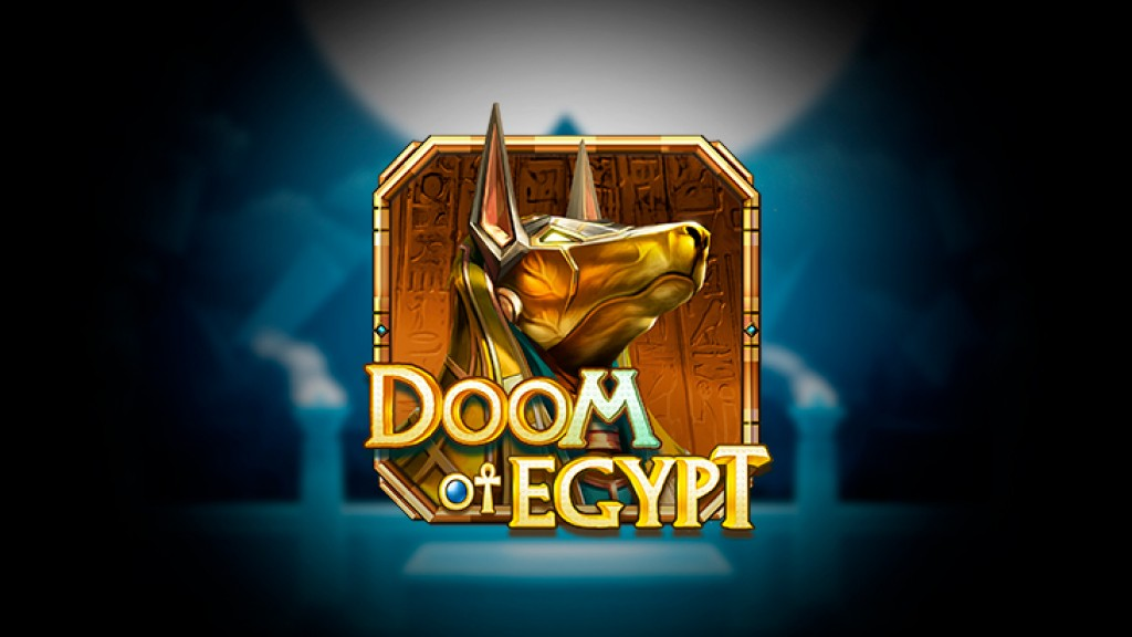 Latest Video Slot: Doom of Egypt (Play