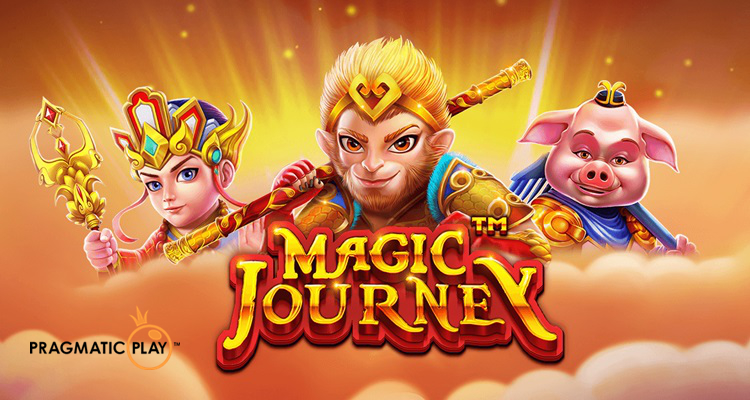 New Video Slot: Magic Journey (Pragmatic Play)