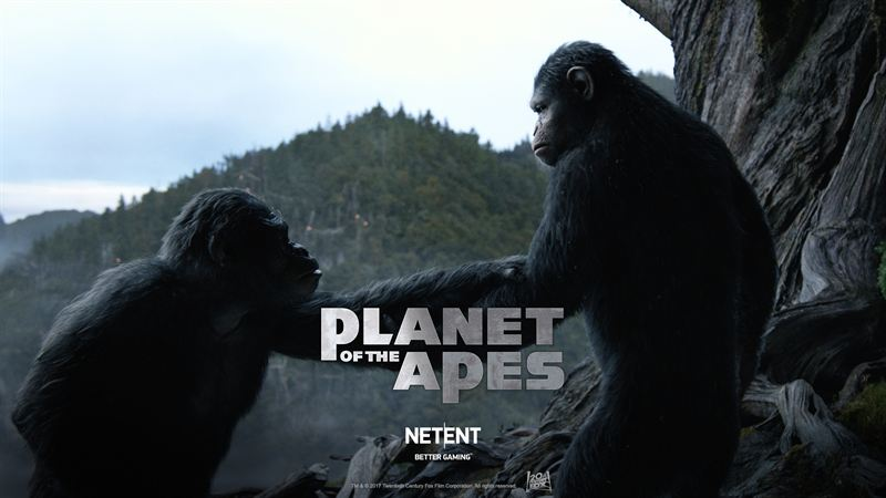 NetEnt releases Planet of the Apes video slot game