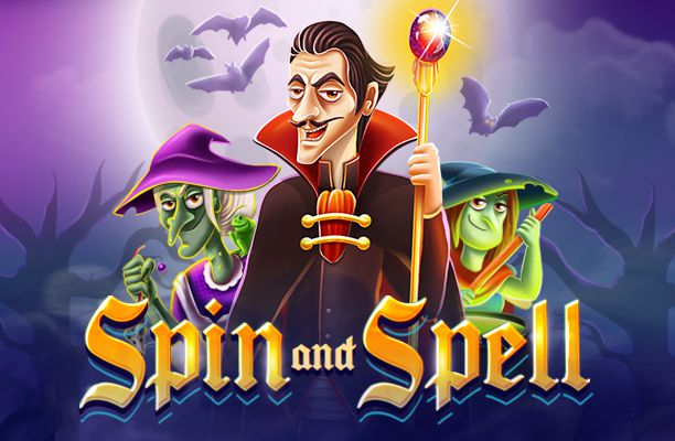 New Video Slot: Spin and Spell (BGaming)